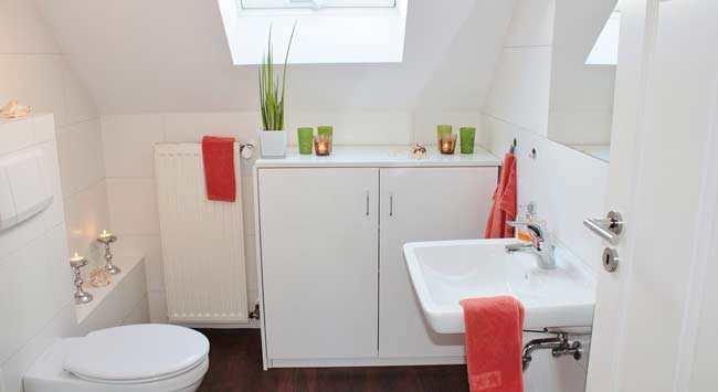 Badkamer Muren Verven