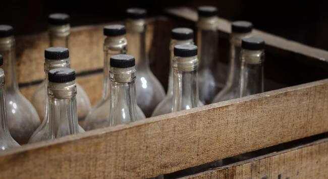 Glazen Flessen En Potjes Verven [3 Methodes Met Foto's]