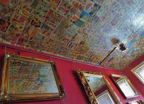 Plafond Met Foto's