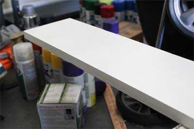 Plank Primen, Beitsen Of Verven