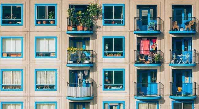 Hangmat Ophangen Balkon.Balkon Inrichting En Decoratie Tips Gelukkigerwonen