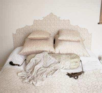 Hoofdbord Bed Bekleden.Hoofdbord Zelf Maken Voor Achter Je Bed Gelukkigerwonen