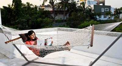 Hangmat Voor Op Balkon.Balkon Inrichting En Decoratie Tips Gelukkigerwonen