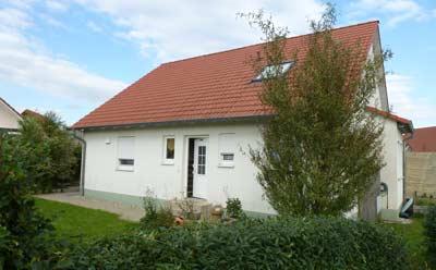 Verhuizen naar een vrijstaand huis in Duitsland