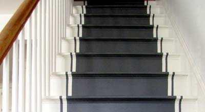 Trap verven tips om houten treden te lakken gelukkigerwonen for Traptreden opmeten