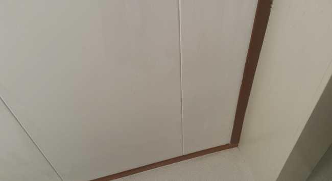 Plafond Schoonmaken En Verven