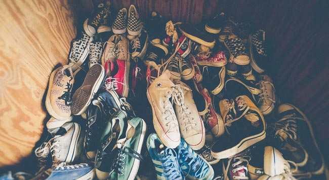 Schoenen Opruimen: Ideeën Op Een Rij