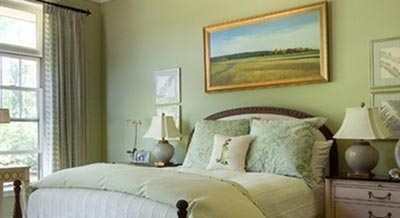 Slaapkamer Kleur Groen : Kleine slaapkamer inrichten gelukkigerwonen