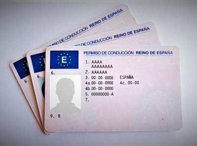 Rijbewijs aanvragen in Spanje