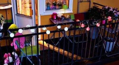 Balkon Inrichting En Decoratie Tips | GelukkigerWonen