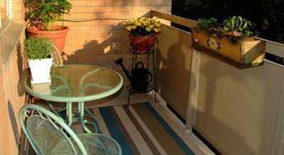 Tapijt Voor Balkon : Balkon inrichting en decoratie tips gelukkigerwonen