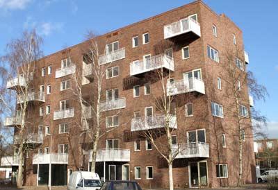Huis verhuren in een VVE appartementencomplex