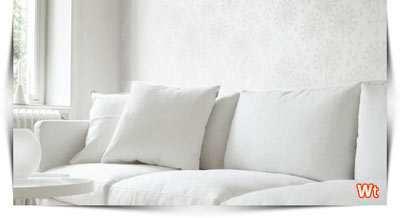 Kamer langer laten lijken gelukkigerwonen - Witte muur kamer ...